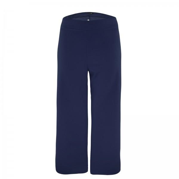 Παντελόνα σε σε τύπου κρεπ ελαστικό ύφασμα.22050B